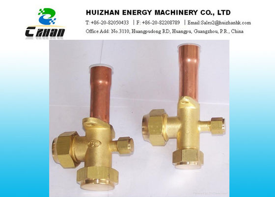 China _ Copper Split Air Conditioning  Valve /  Shut Off Valve For Refrigerator distributeur